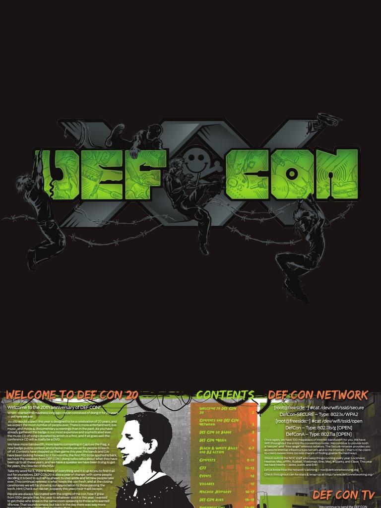 c9ad1ca83db Defcon 20 Program