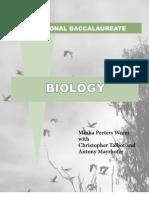 Weem - Biology - International Baccalaureate