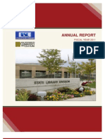 Utah State Library Annual Report 2011