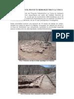 Arqueologia LaYesca