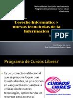 Formato Para Curso Derecho Informatico y Modulo 1 Yafranco