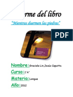 Informe Del Libro de Lengua