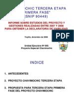 PROYECTOCHAVIMOCHIC-IIIETAPA