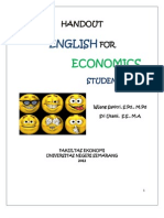 English Book for Economics Students of Unnes 20124