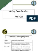 Army Leadership Slides