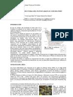 Analisis Estructural Del Pluton Abancay
