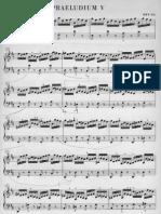 Bach Dmayorprelude Bk1