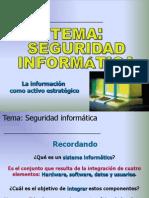 Seguridad Informatica - Activo Estrategico