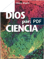 Magnin, Thierry - Un Dios Para La Ciencia