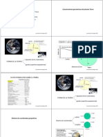 Astronomia Proyecciones GK UTM Escalas