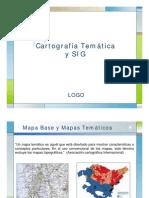 Cartografía Temática y SIG