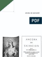 Mach, Jose - Ancora de Salvacion (Devocionario)