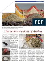 'Natural Remedies of Arabia' Review - The Arabian Sun, Dec. 14, 2005