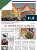 'Natural Remedies of Arabia' Review - The Arabian Sun, Dec. 14, 2005