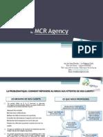 MCR Agency présentation plcV100811