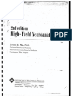 2nd Ed High Yield Neuroanatomy