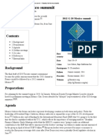 2012 G-20 Mexico Summit - Wikipedia, The Free Encyclopedia