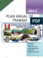 Plan Anual de Trabajo MODELO