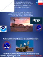 Some Interesting Aspects of the Climate of El Paso Along with the Uncertainties of Future Climate Change, Part 1