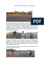 Relato de Comunidade Guaiviry -Aral Moreira- 06 de Setembro de 2012