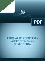 Informe de Coyuntura Macroenomica Julio 2012