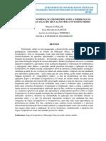 Artigo Mesa Redonda Feusp - PEDAGOGIA DA COOPERAÇÃO - DESMISTIFICANDO A SOBERANIA DA COMPETIÇÃO NAS AULAS DE EDUCAÇÃO FÍSICA NO ENSINO MÉDIO (1)