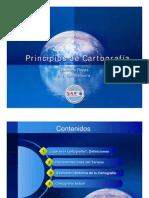 Principios de Cartografía - Giannina Reyes