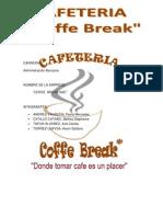 Proyecto_cafe -Organizacion y Legalizacion