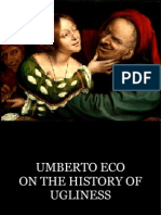 Umberto Eco - History of Ugliness (Lecture)