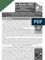 Castle Hill Publishers - Book Catalogue (en, 2005, 60 S., Text)