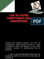 Presentacion 5 Las 22 Leyes Mkt