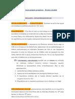 ΕΛΠ30 - ΟΡΙΣΜΟΙ ΡΕΥΜΑΤΩΝ & ΕΝΝΟΙΕΣ ΚΛΕΙΔΙΑ (ΣΥΜΠΛΗΡΩΜΕΝΟ)