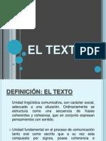 Estructura de Un Texto