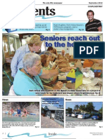 Hobe Sound Currents September 2012 Vol. 2 Issue #7