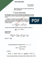 Temas Adicionales Probabilidad