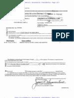 Sean Michael Park's Felony Conviction and Sentencing