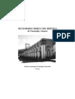 diccionario mixteco