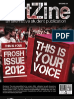 Frosh Issue Vol. 12