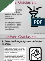 A Hugo Chavez