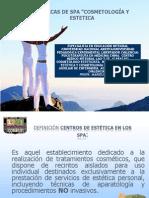 Diapositivas de Tecnicas de Spa