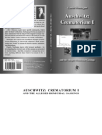 Mattogno, Carlo - Auschwitz - Crematorium I and the Alleged Homicidal Gassings (en, 2005, 145 S., Text)