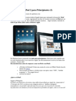 Manual iPad y iPad 2 Para Principiantes