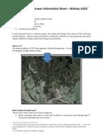 qa information sheet  for waihou a2a1