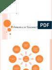 Principle of Teaching Reading