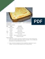 Torta de Queijo