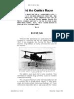 Curtiss R-6 Racer