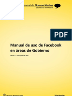 Manual Facebook Bs Aires