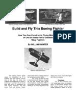 Boeing P-12 Biplane