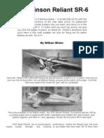 Stinson Reliant SR-6