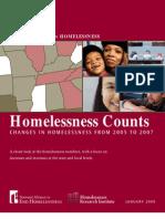 Homelessness Final